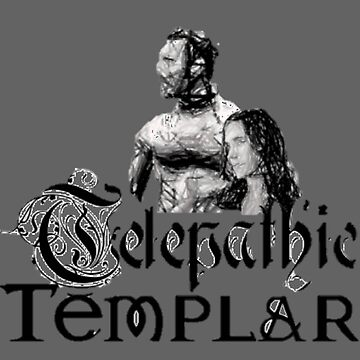 Telepathic Templar by spacegiraffes