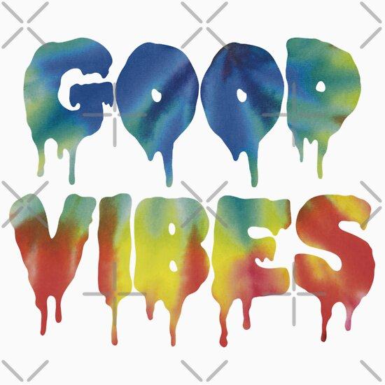 TShirtGifter presents: Good Vibes | Unisex T-Shirt