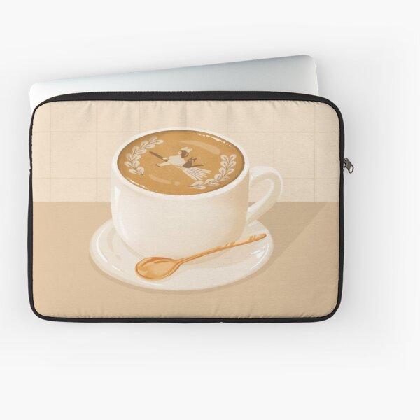 Kiki's Delivery Service Latte! ✨ Laptop Sleeve