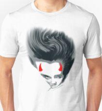 the opposite of elvis T-Shirt