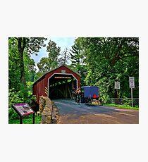 The Bridges of Lancaster County, PA Photographic Print