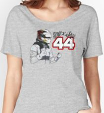 Lewis Hamilton - Still I Rise Women's Relaxed Fit T-Shirt