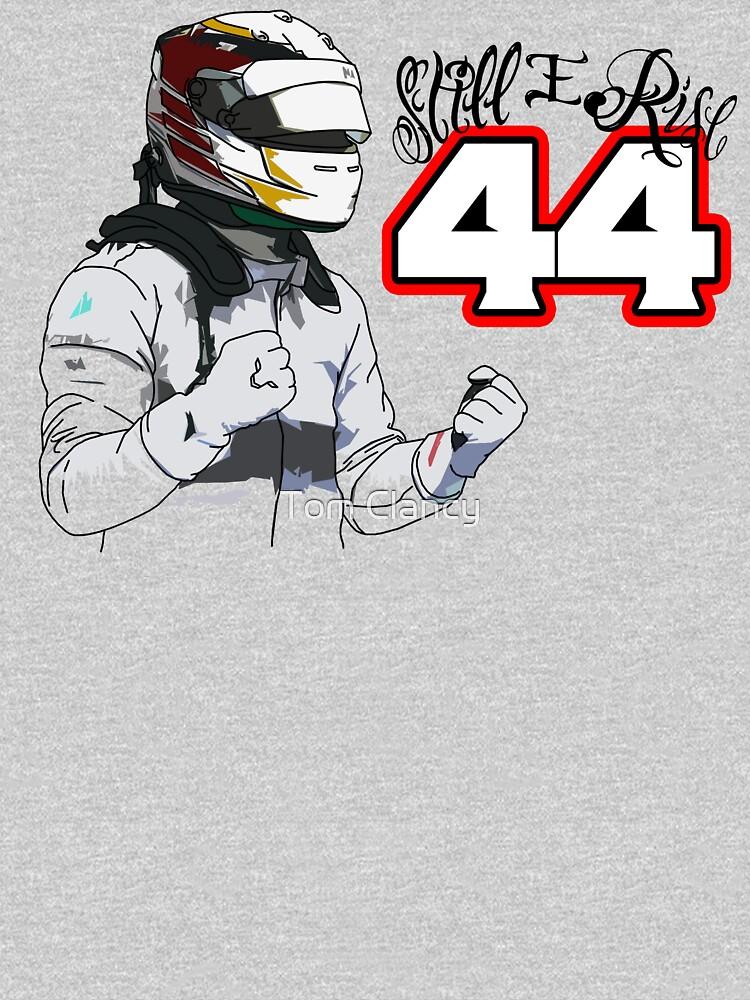 Lewis Hamilton - Still I Rise | Unisex T-Shirt