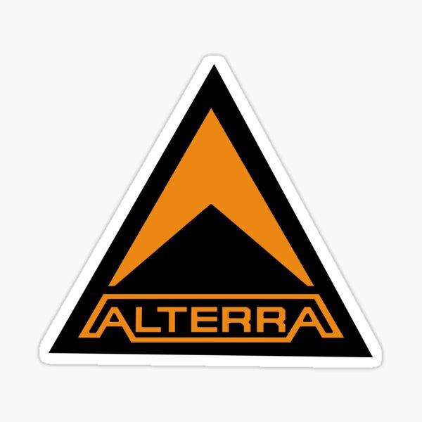 Alterra Sticker