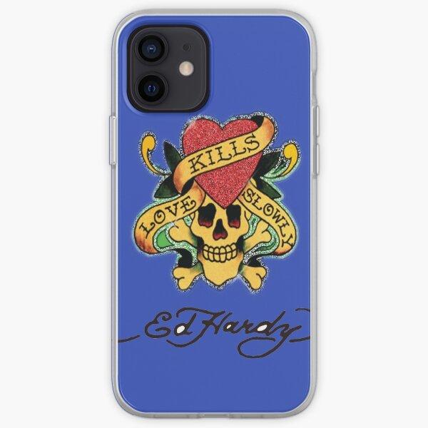 ED HARDY iPhone Soft Case