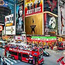 Times Square II Special Edition I by Ray Warren