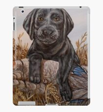 Lab Pup iPad Case/Skin