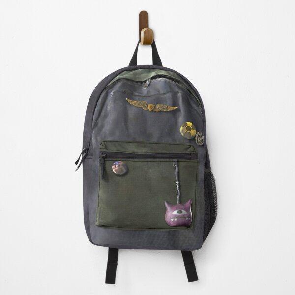 Kid Ellie (No Physical Pins Version) Backpack