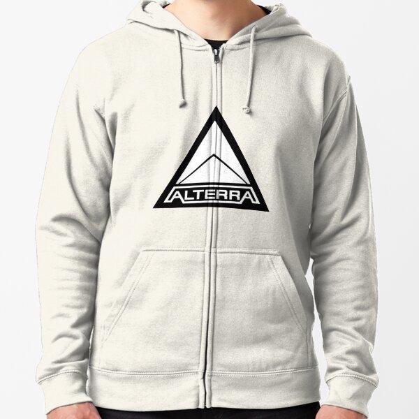 Alterra Zipped Hoodie