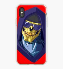Skeletor - Rappers of the Universes [Heman] iPhone Case