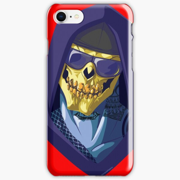 Skeletor - Rappers of the Universes [Heman] iPhone Snap Case