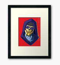 Skeletor - Rappers of the Universes [Heman] Framed Print