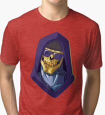 Skeletor - Rappers of the Universes [Heman] Tri-blend T-Shirt