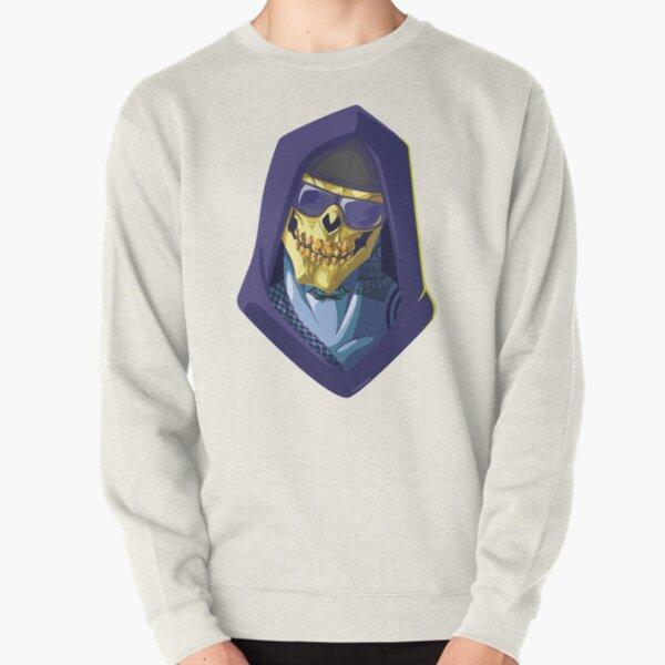 Skeletor - Rappers of the Universes [Heman] Pullover Sweatshirt