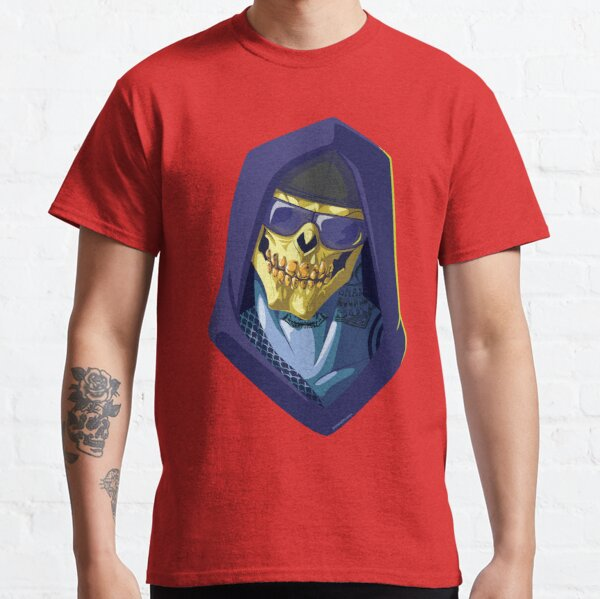 Skeletor - Rappers of the Universes [Heman] Classic T-Shirt
