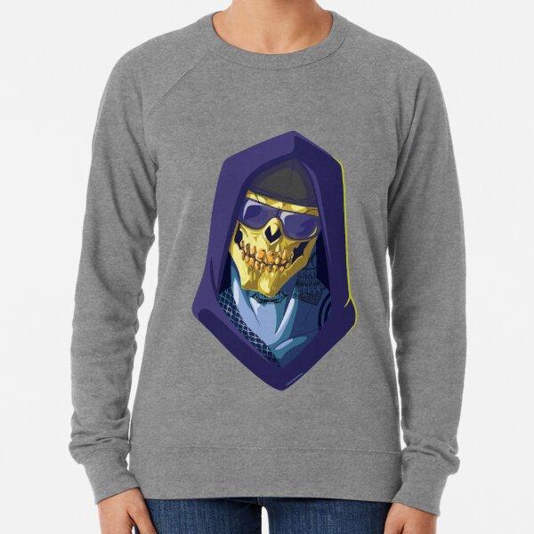 Skeletor - Rappers of the Universes [Heman] Lightweight Sweatshirt