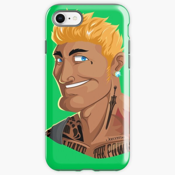 HE-MAN & the Rappers of the Universe iPhone Tough Case