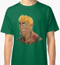 HE-MAN & the Rappers of the Universe Classic T-Shirt