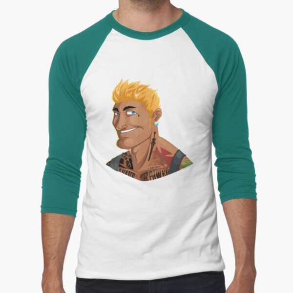 HE-MAN & the Rappers of the Universe Baseball ¾ Sleeve T-Shirt