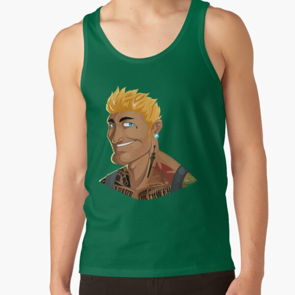 HE-MAN & the Rappers of the Universe Tank Top