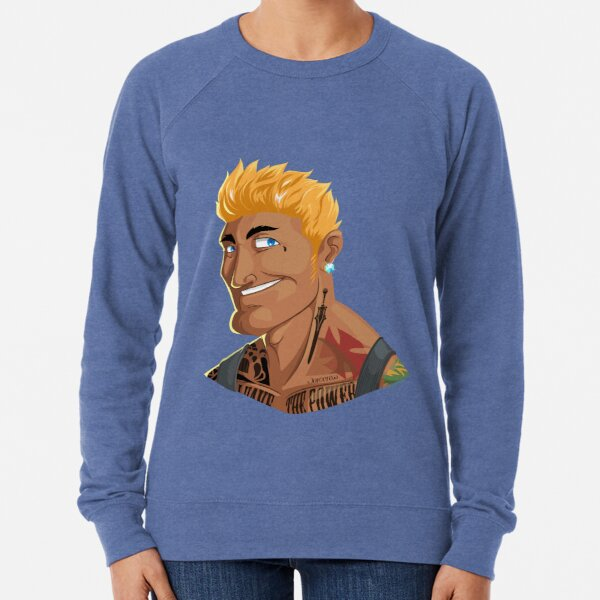 HE-MAN & the Rappers of the Universe Lightweight Sweatshirt