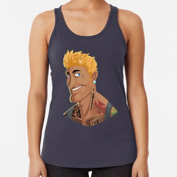 HE-MAN & the Rappers of the Universe Racerback Tank Top
