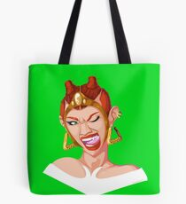 Teela - Rappers of the Universe [He-Man] Tote Bag