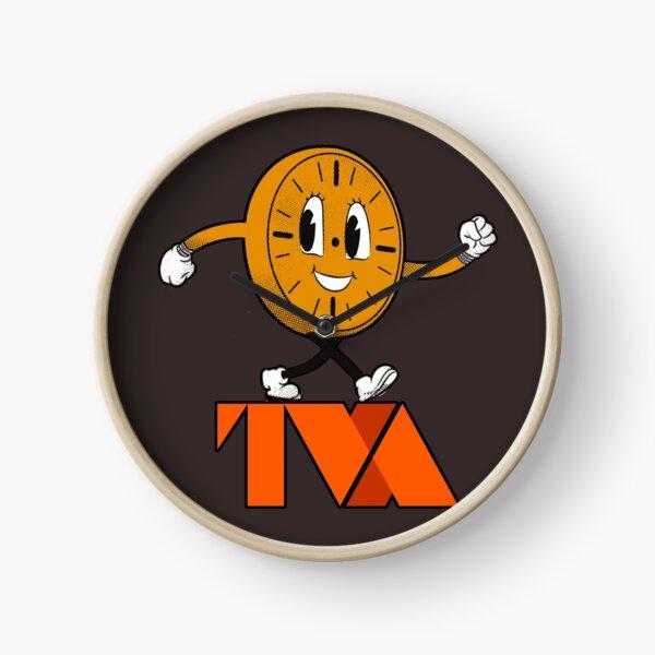 Miss Minutes TVA Clock