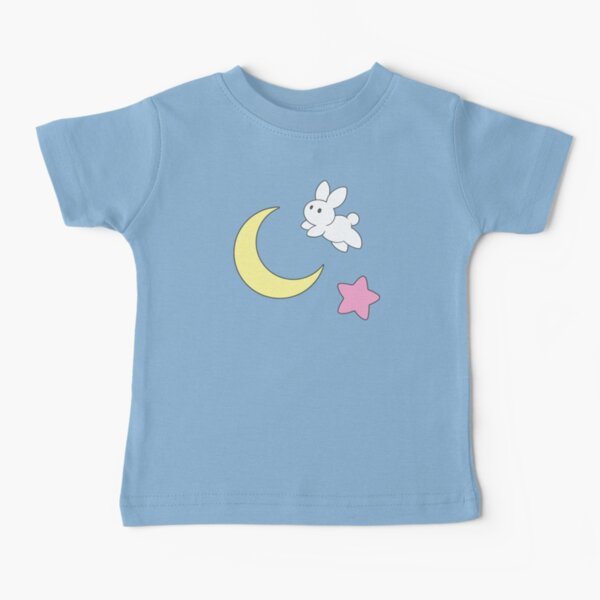 Rabbit of the Moon Baby T-Shirt