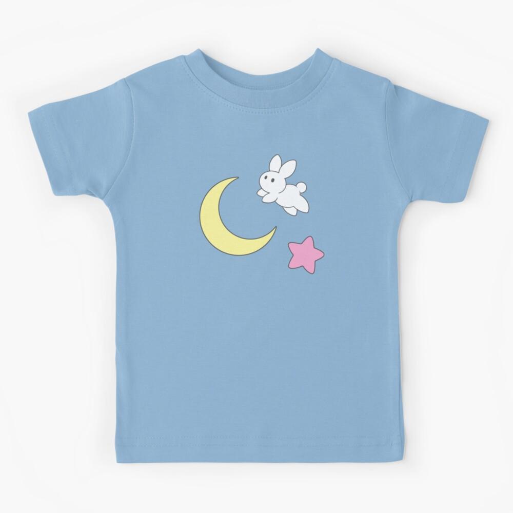Rabbit of the Moon Kids T-Shirt