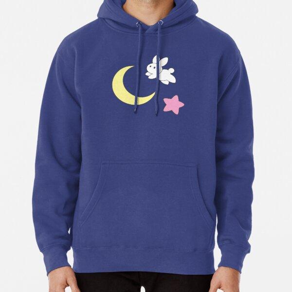 Conejo de la luna Sudadera con capucha