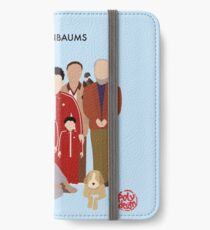 The Royal Tenenbaums iPhone Wallet/Case/Skin
