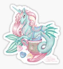 Water Horse Sticker