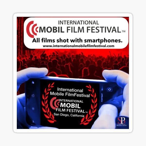 Celebrate Smartphone Filmmaking San Diego Sticker