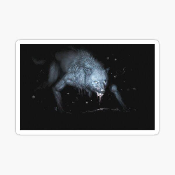 Lupocephalus Sticker