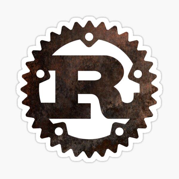 Rust lang Sticker
