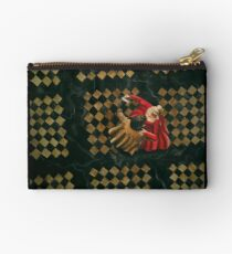 Pick a Partner who Knows what he's Doing Studio Pouch