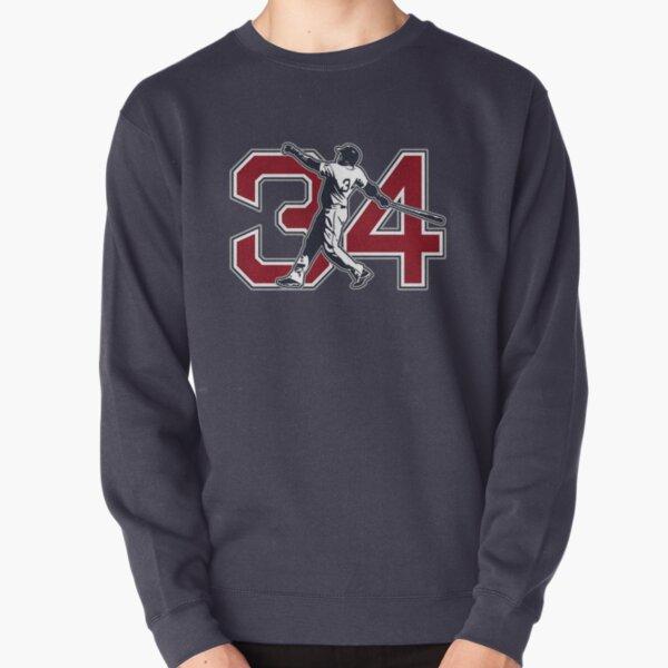 34 - Big Papi (original) Pullover Sweatshirt