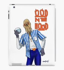 Ood N The Hood iPad Case/Skin
