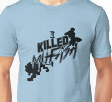 I Killed Mufasa - Based on the SSBM Combo Video Unisex T-Shirt