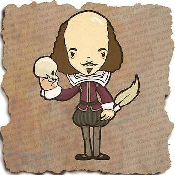 Shakespeare by Bantambb