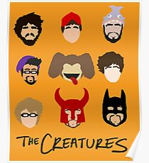 The Creatures 2013 Poster