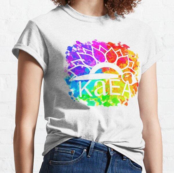 KAEA Logo Color Wheel Paint Classic T-Shirt