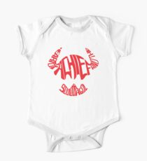 Heart of a Chief One Piece - Short Sleeve
