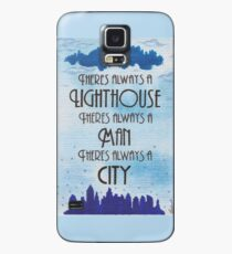 There's Always a Lighthouse Case/Skin for Samsung Galaxy