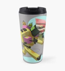 Demolitions Expert Woody Boomberg Travel Mug