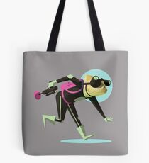 Spec Ops Officer Chamel Tote Bag