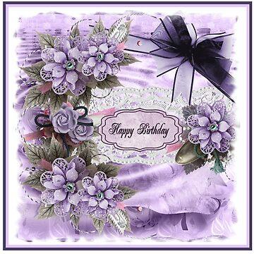 happy birthday by cynthiab