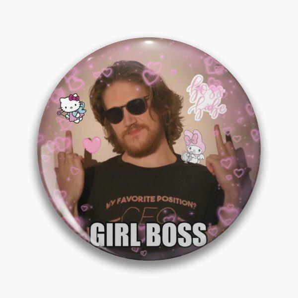 bo burnham inside girl boss Pin