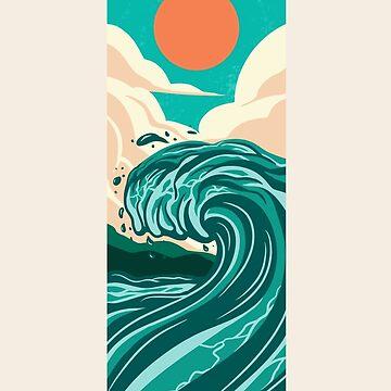 wave by motymotymoty